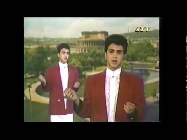 Ararat Amadyan - Ankhagh Hayasdan [1993 Video]