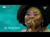 Deolinda Kinzimba - O Que Eu Vi Nos Meus Sonhos - Final Festival da Can