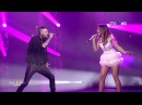 09 Ilinca feat Alex Florea Yodel It Eurovision 2017 Romania Semi