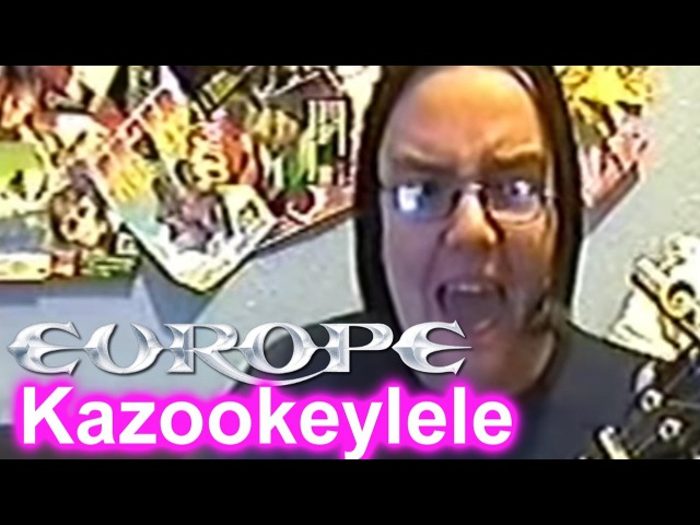 Europe - The Final Countdown - Kazookeylele - Ukulele - Pockets - Cover