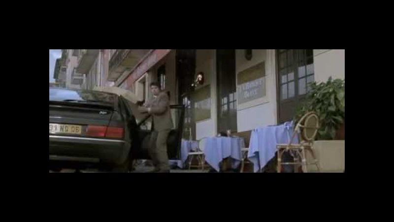 RONIN - 1st car chase scene (1998)