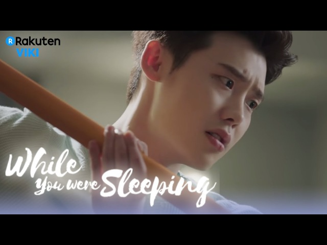 While You Were Sleeping - EP6 | Lee Jong Suk Trying To Behave [Eng Sub]