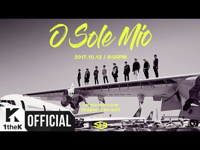[Teaser 3] SF9(에스에프나인) _ 오솔레미오(O Sole Mio) Teaser3 The Night Before