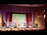 Московски образцовый ансабль народного танца Каблучок  Кубанский танец