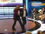 Никита Джигурда выволок за шкирки похитителя откровенных фотографий Алексея Панина (2012)