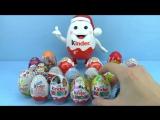 20 Киндер Сюрприз Angry Birds-Том и Джерри-Тачки 2-Kinder Joy-Холодное Сердце- Звёздные Войны