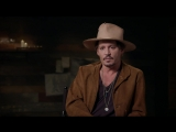 PIRATES OF THE CARIBBEAN 5 - Johnny Depp interview