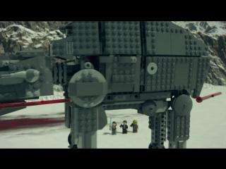 LEGO Star Wars -75189 ШТУРМОВОЙ ШАГОХОД ПЕРВОГО ОРДЕНА