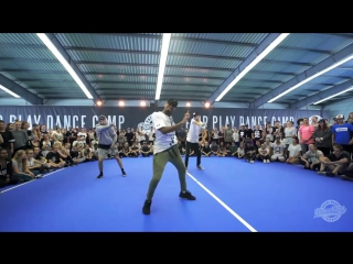 Kenzo Alvares Choreography | SLUMDON - Woke Up | Fair Play Dance Camp 2016