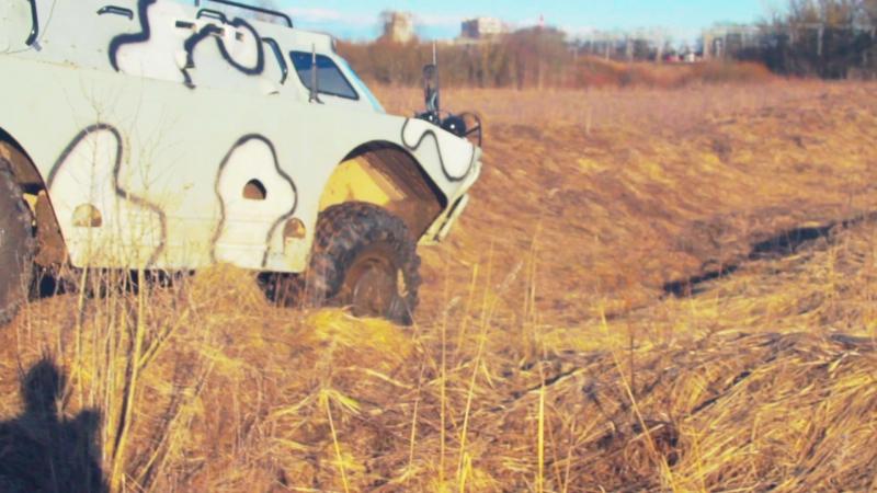 BRDM-2 off road-3