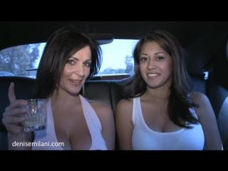 Denise Milani With Natasha 1 ( fetish milf wet pussy big tits suck blowjob kink porn anal мамка сосет порно анал шлюха фетиш )