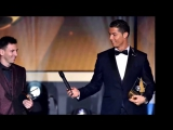 [MP4 720p] Роналдо и Месси Друзья! Cristiano Ronaldo and Lionel Messi ● Great Friends ●