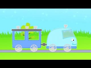 Колыбельные Мультфильмы - Колыбельная для мальчиков - мультфильмы для самых маленьких