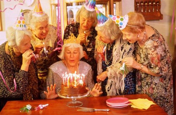 Сценарии поздравлений бабушки