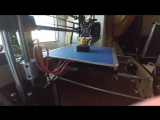 Калибровка и первая печать P802
