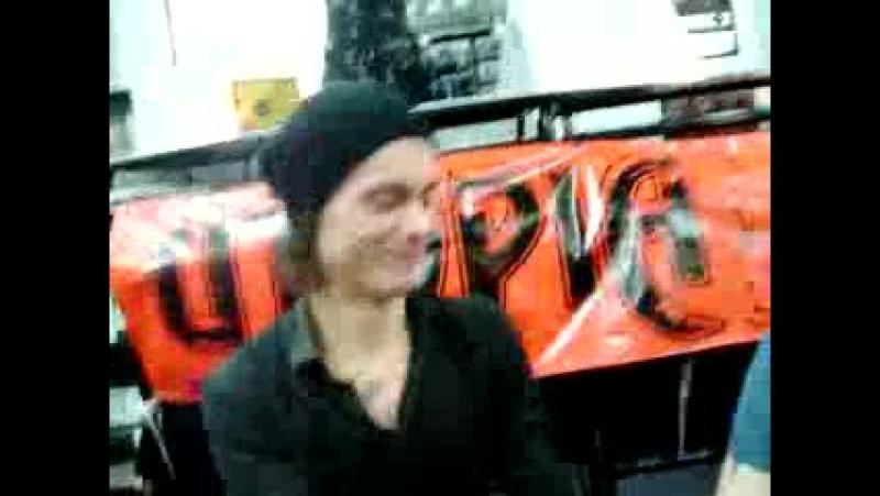 22.02.2010 HIM Instore Signing at Utopia, Sydney, Australia