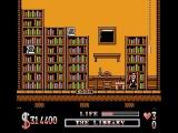 Walkthrough #37 The Addams Family (NES)