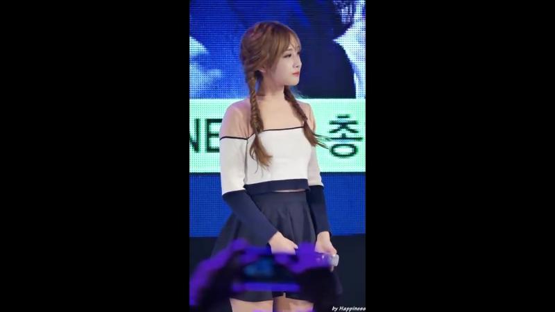 160923 러블리즈 Lovelyz 아츄 Ah Choo 관람차 지애 Ji Ae 부산가톨릭대 축제 직캠 Fancam By Happiness