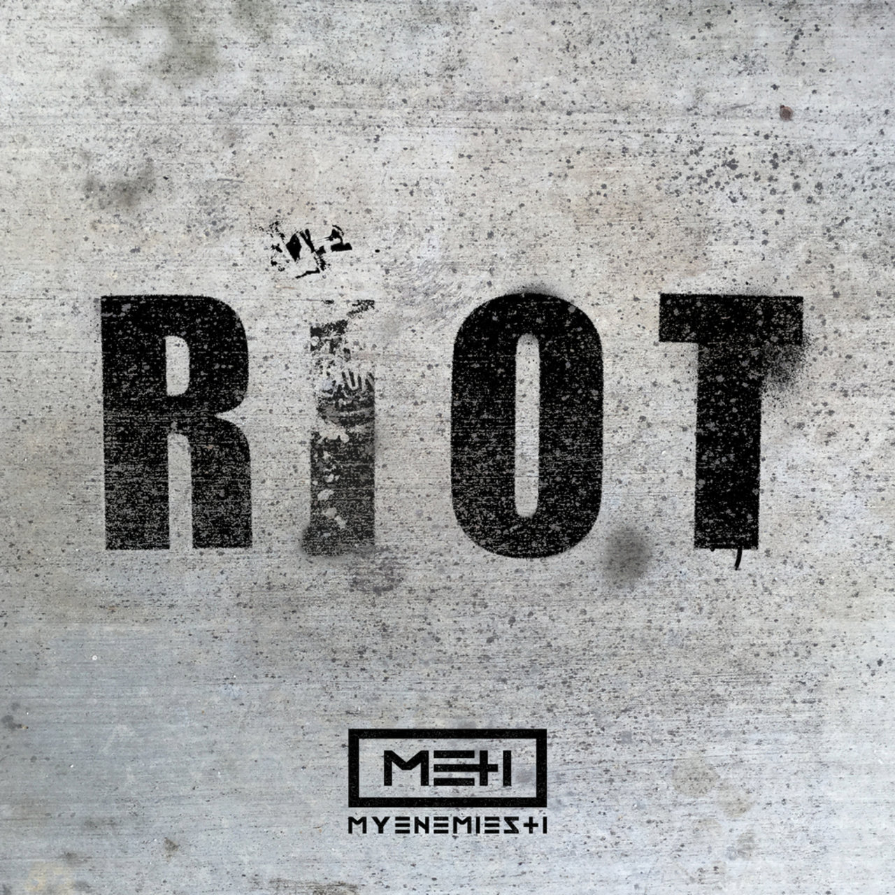My Enemies & I - Riot [single] (2017)