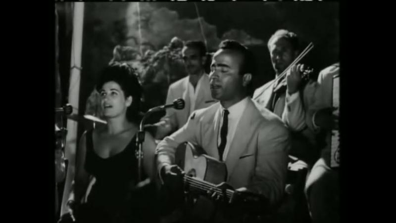 Pia Kourti, Panos Gavalos - Kathe limani ke kaimos (1963)