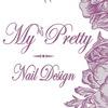My Pretty Nail Design: слайдер, пигменты, стразы