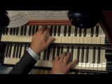 Willem van Twillert plays_ Johann Pachelbel - Canon in D, [Organ Version] Meere-