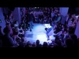 WINTER GROOVE DANCE CAMP | DANCEHALL FINAL | RASTAVAN (win) vs REGINA