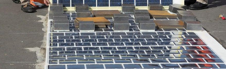 В России задумались о строительстве дорог из солнечных батарей