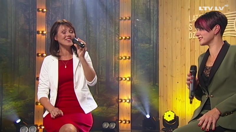 Santa Kasparsone Gita Dukaļska - Mežābele