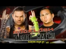 [WWE QTV]☆[Backlash 2009] I Quit]Jeff Hardy vs Matt Hardy[Джэфф Харди про Мэтт Харди[