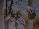 Моцарт - Волшебная флейта (мультфильм, Польша, 1991)