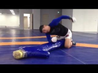 MMA Fighters KZ: уат Хамитов!