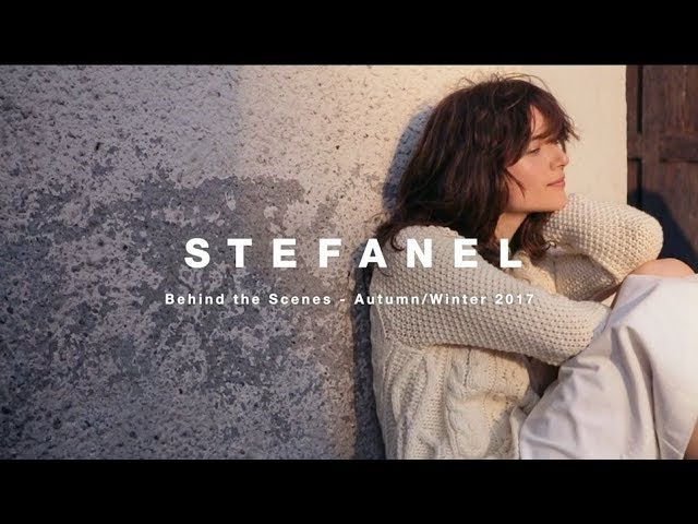 Stefanel Fall/Winter 2017-18 Advertising Campaign