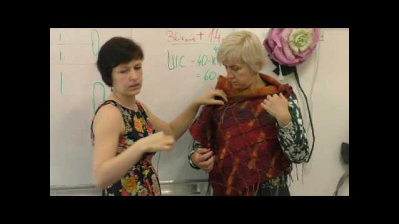 Катя Ветрова и простые жилеты-трансформеры. Летние туники. Посиделки 20 мая 2017