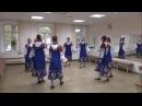 Стилизованный коми - пермяцкий танец КАДРИЛЬ