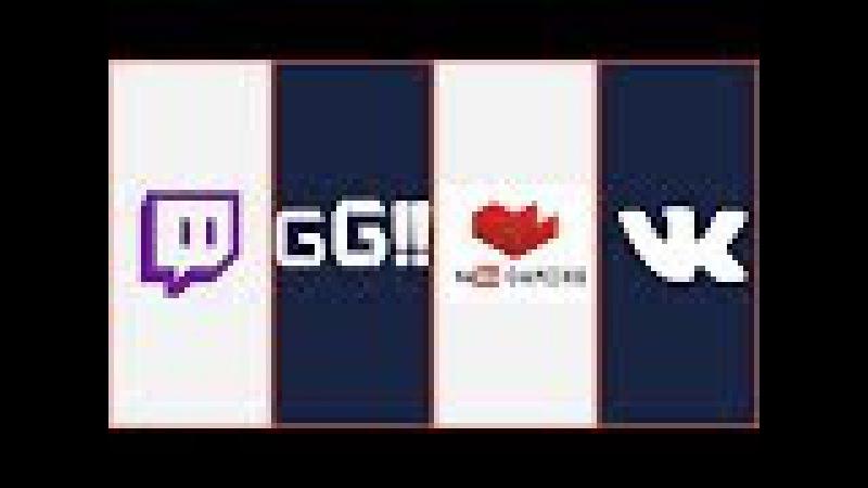 Как с помощью Restream транслировать на VK, Twitch, OK, GoodGame, Periscope, Youtube, Facebook.