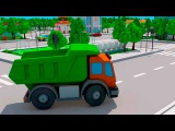 The Truck &amp The Tow Truck Cartoons for Kids  Ci