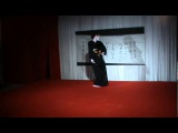Авангардный японский танец -- буто на выставке