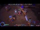 Random Team Cup#08 Heroes of the Storm #02 матч (Азмодан)