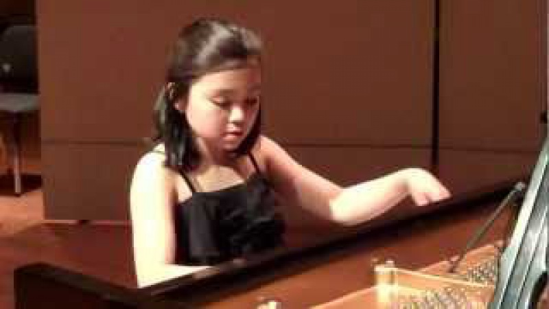 The Cat and the Mouse 10 year old pianist From the Top