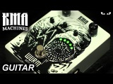 KMA Audio Machines WURM Distortion - GUITAR Demo