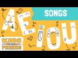a, e, i, o, u  Short Vowels  Phonics Songs  Fun Phonics  Kids vs Phonics Songs for Children