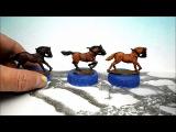 Painting 28mm Horses (Part 7) Errata - Bay Horses