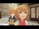 World of Final Fantasy - Пролог и небольшая обучалочка 1