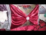 طريقة خياطة مخدة عل شكل فراشة Oreiller en forme de papillon de salon marribi