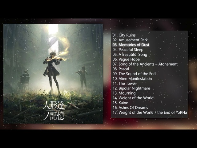 NieR Music Concert [Tracks from the Blu-ray] (Download Link)