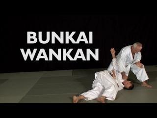 Karate : bunkai Wankan avec sensei Jean-Pierre Lavorato