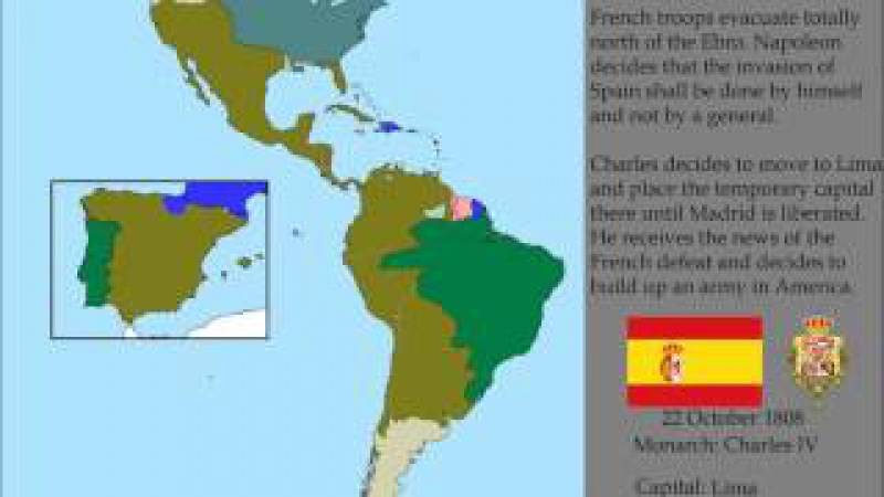 How the Spanish Empire could have survived
