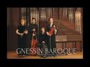 GNESSIN BAROQUE - А. Л. Вивальди Соната для скрипки и бассо континуо си минор RV 37