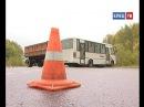 В Елецком районе столкнулись рейсовый автобус «Елец-Долгоруково» и КамАЗ. 9 чело...